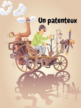 Dictionnaire québécois : un patenteux