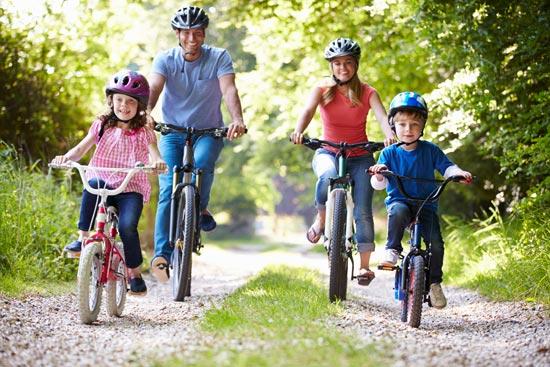 Faire un tour de bicycle : dictionnaire québécois