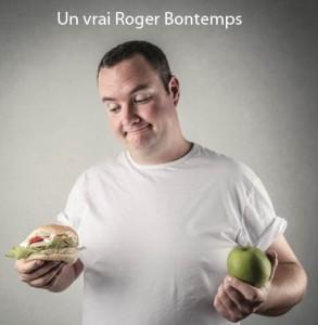 Un Roger Bontemps : dictionnaire québécoise