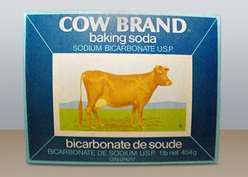 La petite vache : bicarbonate de soude en québécois