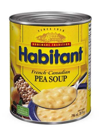 L'origine possible du mot pissou est tiré du surnom pea soup donné aux Canadiens français par les Anglophones.