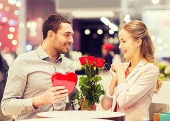Flirter verbe