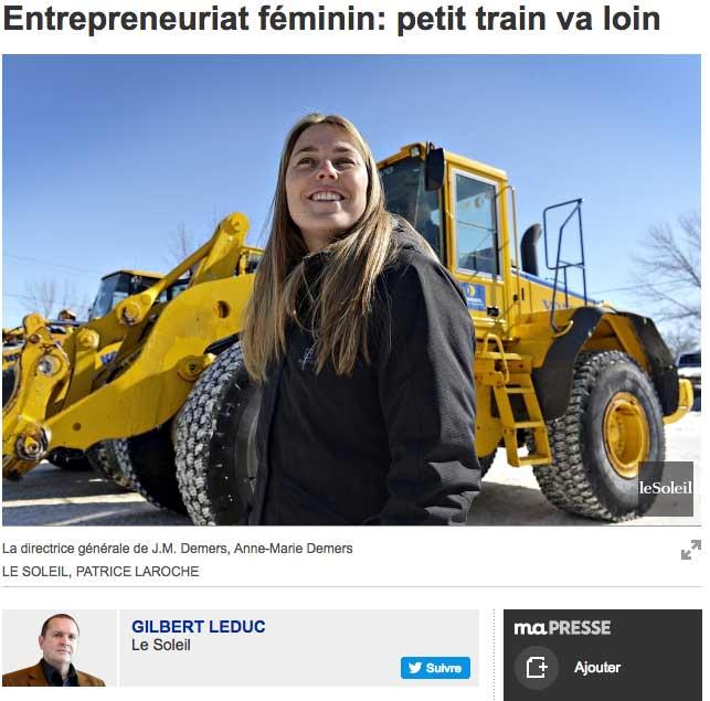 Découvrez l'expression québécoise « le petit train va loin »