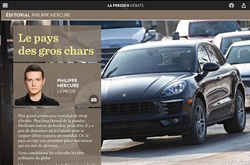 Le mot char est synonyme de voitures et d'automobiles au Québec.