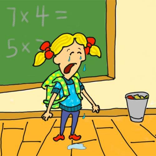 Retour à l'école : dictionnaire québécois. Le retour à l'école est synonyme de la rentrée des classes.