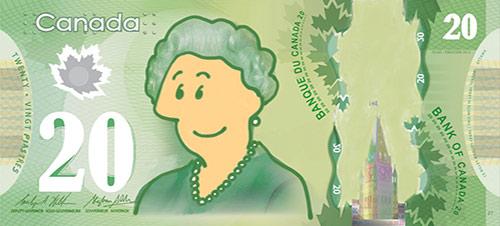 Dans la langue familière du Québec, le mot piastre est synonyme de « dollar ».