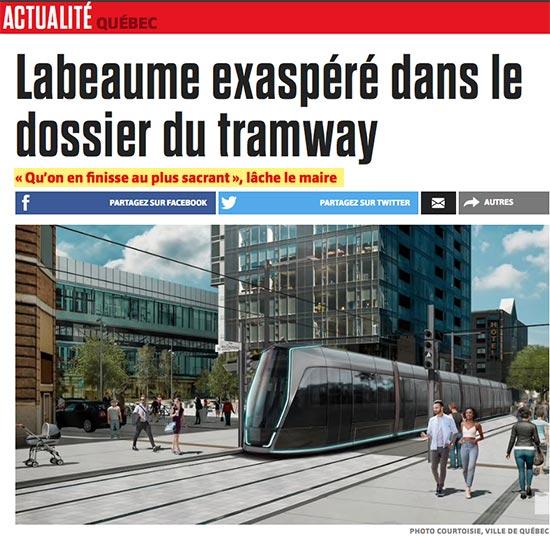 L'expression québécoise « au plus sacrant » dans un contexte politique